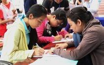 Hướng dẫn thí sinh làm hồ sơ xét tuyển bổ sung