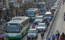 Vận hành hệ thống kiểm soát và thông tin xe buýt tại TP.HCM