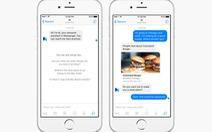 "Facebook giới thiệu ""trợ lý ảo"" M cho Messenger"