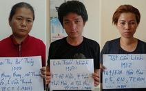 Bắt 3 người mua bán phụ nữ qua Malaysia bán dâm