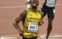 Usain Bolt đoạt HCV thứ 3 tại Giải điền kinh thế giới 2015
