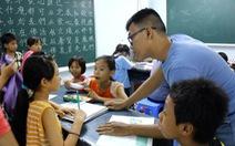 10 gia sư tình nguyện và12 lớp dạy học miễn phí