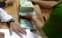 Nhóm thợ xây cướp tiền chủ thầu để cấn nợ tiền công