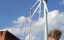 Khởi công dự án điện mặt trời gần 1.000 tỉ đồng