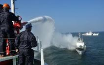 Cảnh sát biển Việt Nam đủ năng lực thực hiện mọi nhiệm vụ