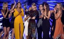 MTV video Music Awards:Taylor Swift giành giải Video của năm