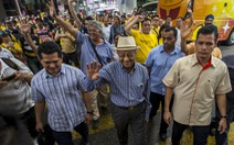 Cựu thủ tướng Malaysia kêu gọi lật đổ đương kim thủ tướng