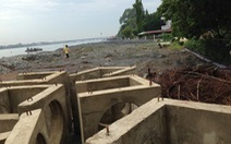 Lập hội đồng thẩm định lại tác động của dự án lấn sông Đồng Nai