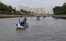 Thích thú với du lịch trên kênh Nhiêu Lộc