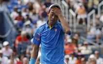Nishikori và Ivanovic bị loại ở vòng 1 Giải Mỹ mở rộng