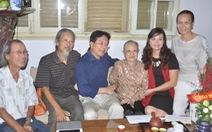 Thứ trưởng Bộ VH-TT&DL thăm gia đình cố nhạc sĩ Văn Cao