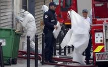 Cảnh sát bắt giữ nghi can đốt chung cư ở Paris