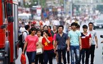 Người Hà Nội dậy từ 3g sáng đi xem diễu binh