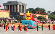 Nhiều nước gửi điện mừng Quốc khánh Việt Nam
