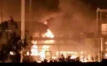 5 người thiệt mạng trong vụ nổ nhà máy hóa chất ở Sơn Đông