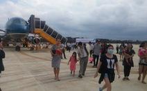 Sân bay Pleiku mở cửa trở lại