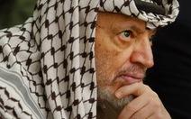 Pháp khẳng định Yasser Arafat không bị đầu độc