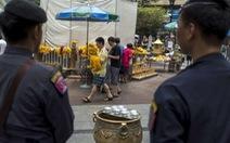 Nhận thưởng từ vụ đánh bom Bangkok, cảnh sát bị phản ứng