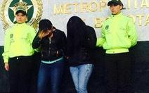 """Dùng thuốc """"thôi miên"""" cướp tiền, 2 người Trung Quốc bị bắt"""