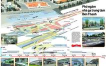 Đẩy nhanh dự án metro Bến Thành - Tham Lương
