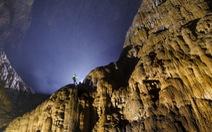 Tạm dừng khai thác hang Sơn Đoòng đến hết tháng 2-2016