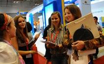 Hơn 6.000 cuộc gặp gỡ, tìm cơ hội làm ăn tại ITE