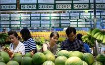 Tỏi, ổi, thanh long... Việt lên vị trí nóng ở siêu thị