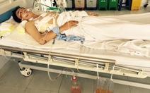 Cứu bệnh nhân nguy kịch do vỡ đôi phế quản, xẹp phổi
