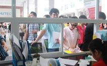 Hơn 1.000 thí sinh rớt NV2 ĐH Công nghệ TP.HCM