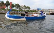 Khen sáng kiến du lịch trên kênh Nhiêu Lộc
