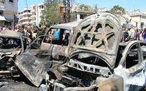 Đánh bom kép tại Syria, 26 người thiệt mạng