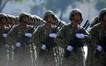 Xây dựng Lực lượng vũ trang TP.HCM mạnh toàn diện