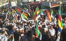 Biểu tình vì thủ lĩnh Druze chết, 37 người Syriathiệt mạng