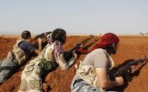 47 người chết trong giao tranh giữa quân nổi dậy Syria với IS