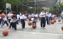 Nan giải bài toán thể thao cho giới trẻ