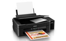 Epson ra mắt năm mẫu máy in tiết kiệm mực