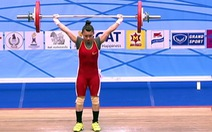 Đoạt HCĐ châu Á nhờ… nhẹ hơn đối thủ 0,5kg