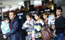 Đức cam kết 6 tỉ euro hỗ trợ người tị nạn