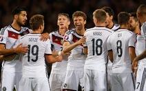 Thắng Scotland, Đức tiến sát Euro 2016