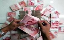 Dự trữ ngoại hối Trung Quốc sụt giảm kỷ lục
