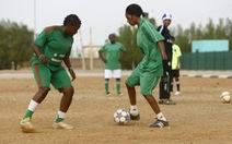 Giấc mơ bóng đá của các cô gái Sudan