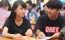 Trường ĐH Văn hóa TP.HCM, CĐ Vinatex xét tuyển NVBS đợt 2