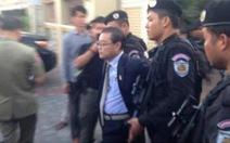 Campuchia truy lùng đồng phạm nghị sĩ xuyên tạc về biên giới