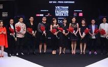Từ 14 đến 18-10: Tuần lễ thời trang quốc tế VN 2015