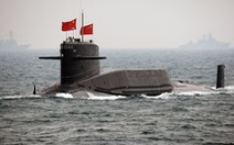 Tàu ngầm Trung Quốc vô tầm theo dõi tuyệt mật của Mỹ - Nhật