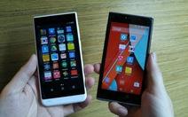 Obi Worldphone tiến vào thị trường VN với hai smartphone