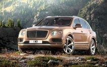 """Bentley """"tung"""" siêu SUV đắt, nhanh nhất thế giới"""