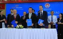 TP.HCM ký kết về chuẩn đầu ra cho chương trình tích hợp