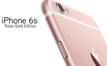 """Đặt hàng iPhone 6S, """"màu hường"""" hút khách"""