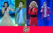 Ai đăng quang Giọng hát Việt 2015?